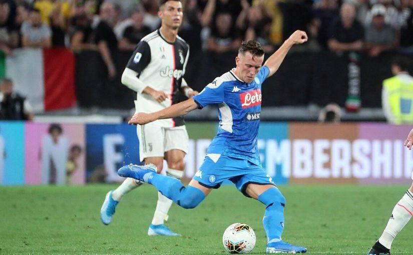 """Zielinski: """"Per lo scudetto del Napoli mi farei un tatuaggio"""""""
