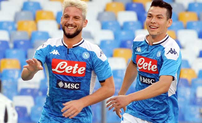 CORRIERE – Offerta irresistibile, Mertens chiede cifra monstre per restare a Napoli! Il Barcellona…