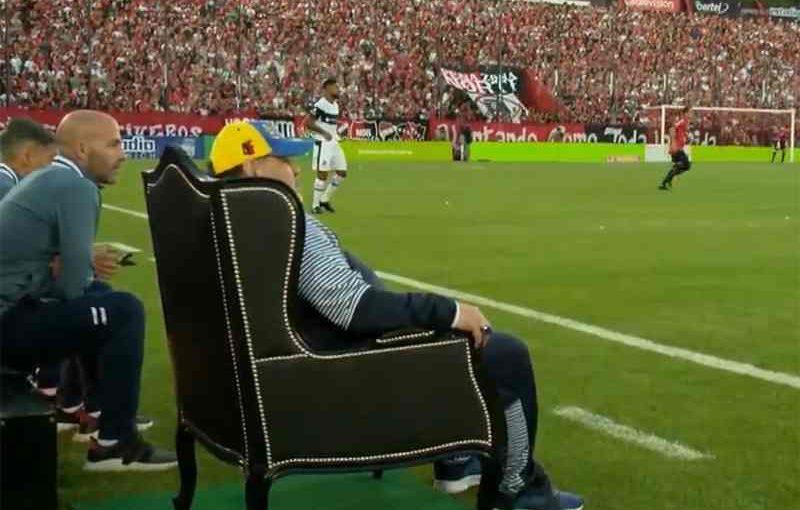 Compleanno Maradona. Il suo Gimnasia batta il Newell's Old Boys