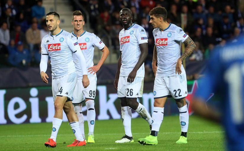 Genk-Napoli 0-0: solo un pari per Ancelotti