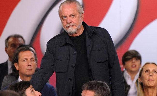 Il Napoli corre un rischio, il futuro si avvicina: De Laurentiis non è nervoso, ma pensieroso!