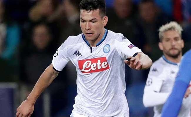 Lozano ha mandato in tilt gli avversari, entrataccia sulla caviglia: rientra domani a Napoli