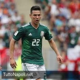 Messico-Panama, le formazioni ufficiali: Lozano titolare, potrebbe agire da centravanti