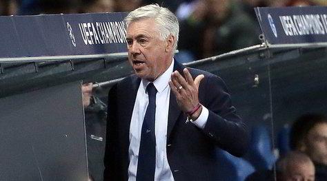 Napoli, Ancelotti al bivio: il futuro è in ballo
