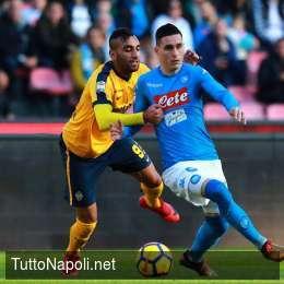 Napoli-Hellas, i precedenti: numeri a favore degli azzurri