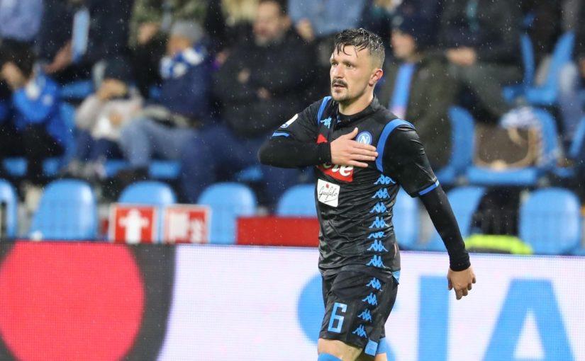 Napoli, Mario Rui si ferma: salta il Torino