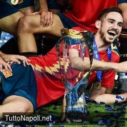 Spagna, la felicità di Fabian per la qualificazione ad Euro2020