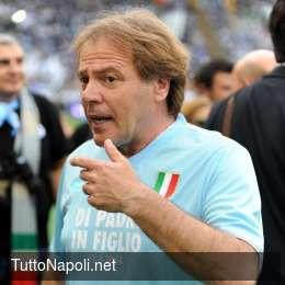 """Agostinelli: """"Napoli seconda forza del campionato. I tifosi sono stanchi dell'egemonia juventina"""""""