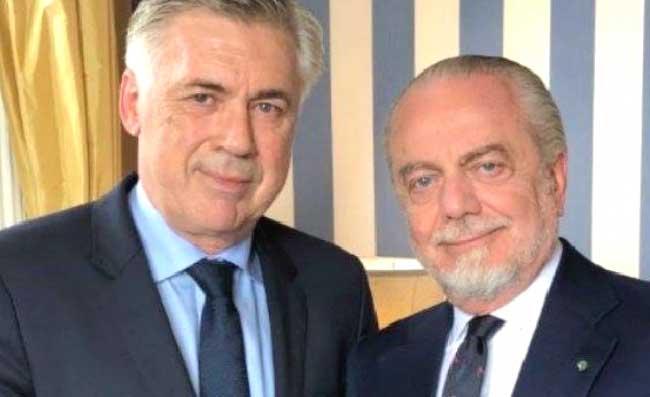 """Corbo: """"ADL deluso, ha il DNA del prete. Vanno d'accordo a scopone, Ancelotti è rammaricato"""""""