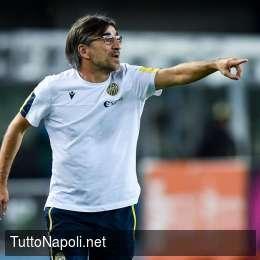"""Da Verona: """"Bravo Juric a trasferire le sue idee alla squadra. Tutino? sta facendo un'ottima impressione"""""""