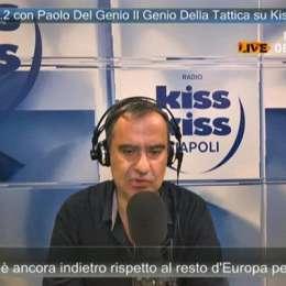 """Del Genio: """"Giocatori fuori ruolo? Lo dice chi non si documenta con le posizioni medie dal satellite"""""""