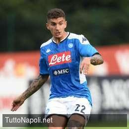 """FOTO – Di Lorenzo entusiasta per l'esordio con l'Italia: """"Non poteva andare meglio!"""""""