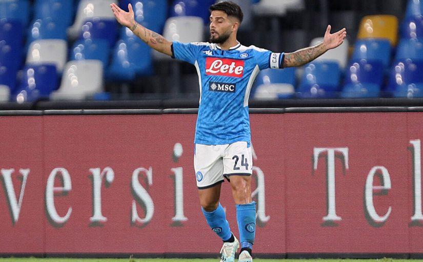 """Insigne: """"Napoli, un sogno indossare questa maglia"""""""