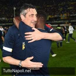 """L'ex Aglietti: """"Napoli con il Verona costretto a vincere. Insigne? Ancelotti ha bisogno della sua fantasia"""""""