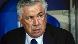 """Napoli, Ancelotti: """"Insigne? L'ho visto poco brillante"""""""