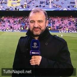"""Palmeri 'anticipa' i convocati di Mancini: """"Meret favorito su Gollini, Di Lorenzo ci sarà solo se esce Izzo"""""""