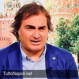 """Pardo: """"Il Napoli non deve farsi prendere dal panico. Insigne? Non è imprescindibile"""""""