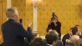 Ancelotti furioso, che botta e risposta con Rizzoli sul Var! Video