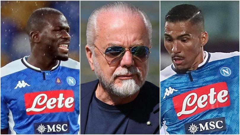 Da Allan a Koulibaly: ecco le sanzioni ai giocatori del Napoli. Se ne salva solo uno