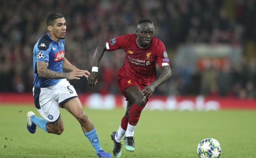 Liverpool-Napoli 1-1, il tabellino