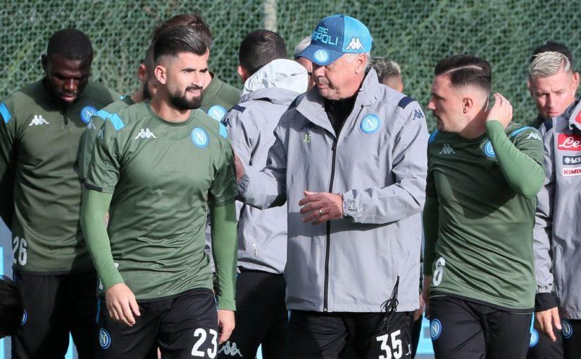 Napoli, Ancelotti e il ruolo da mediatore