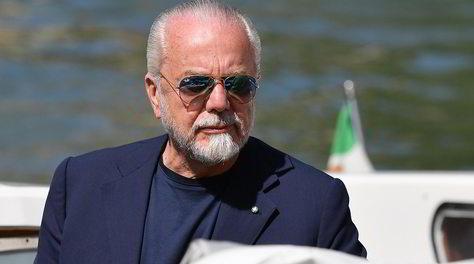 Napoli, incontro De Laurentiis-squadra: ecco cosa è successo
