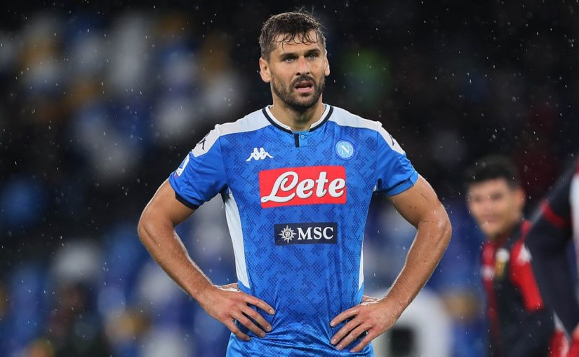 "Napoli, Llorente confessa: ""Mi voleva il Boca Juniors"""