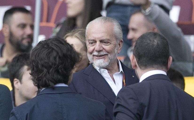 """""""Napoli, super offerta di Al-Thani a De Laurentiis per l'acquisto del club"""""""