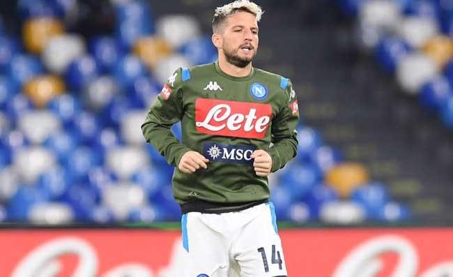 Ammutinamento Napoli, spunta una mail ai giocatori. Mertens accusò Giuntoli! Ecco cosa disse il belga