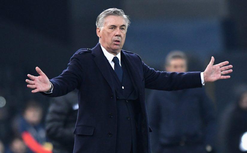 """Ancelotti: """"Gattuso ha parlato col Napoli? Fa parte del gioco…"""""""