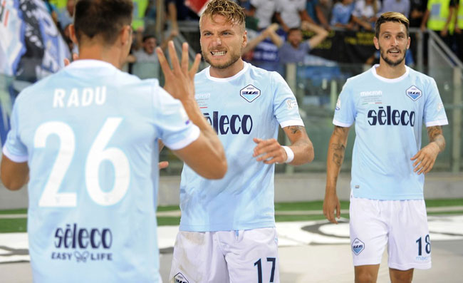 CLASSIFICA SERIE A – Lazio da impazzire, Inter in fuga, Juve ko! Cagliari vola, Napoli da non credere