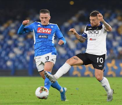 CorSport: Udinese-Napoli, gara da ex per Zielinski. Contro i friulani non ha mai segnato (ma nemmeno perso)