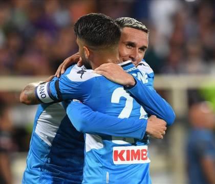 Doppio record per il Napoli: Callejon e Insigne raggiungono Ciro Ferrara per numero di presenze