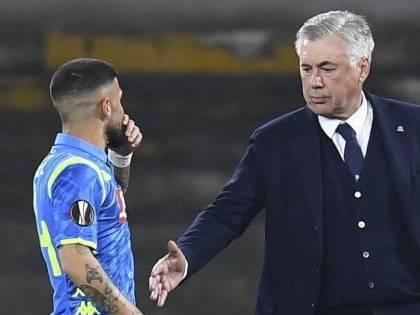 Gazzetta: Ancelotti stasera dovrà affidarsi a Insigne, uno dei leader che lo ha contestato
