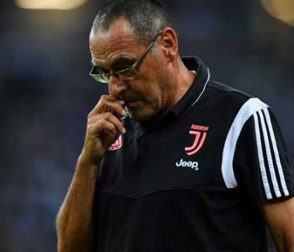 Gazzetta: Juventus in crisi d'identità, un quarto d'ora di sarrismo e poi basta