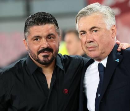 Gazzetta: nel fine settimana Gattuso potrebbe subentrare ad Ancelotti