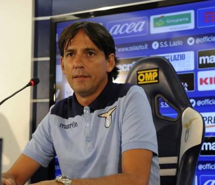 """Inzaghi: """"Vogliamo vincere sulla Juve. La Lazio è la squadra più in forma d'Italia"""""""
