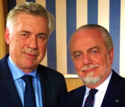 Mattino: De Laurentiis chiama Ancelotti, ma intanto riflette sull'esonero