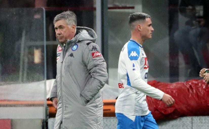 Napoli, la scelta di Ancelotti: ecco chi resterà fuori