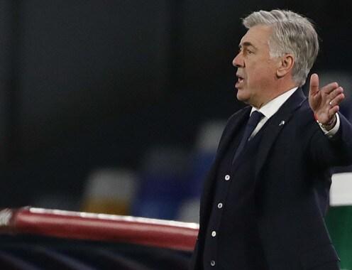 """Ancelotti: """"Napoli in un momento molto negativo. Domani confronto"""""""