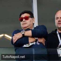 """FOTO – Visita gradita per Maradona, arriva Pochettino a La Plata: """"Benvenuto!"""""""