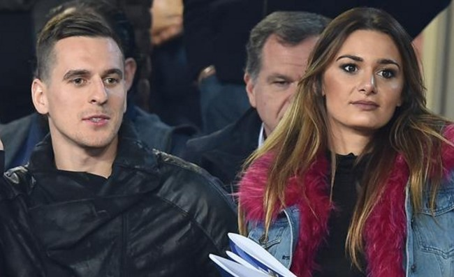 """Jessica Ziolek: """"Napoli fantastica, mi ha fatto un grande regalo. Vi racconto il mio amore con Milik"""""""