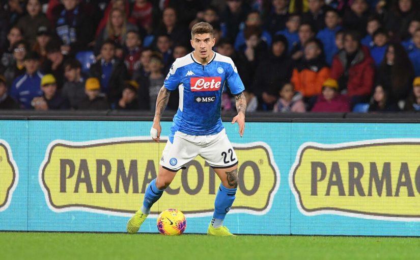 """Napoli, Giuffredi: """"Di Lorenzo giocatore completo, ma deve giocare a destra"""""""
