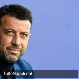 """Parma, D'Aversa guarda al Napoli: """"Non vivono un momento facile ma hanno Ancelotti…"""""""