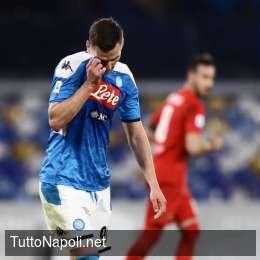 Il problema gol è più serio che mai: il Napoli ne ha segnati la metà nei primi 4 turni