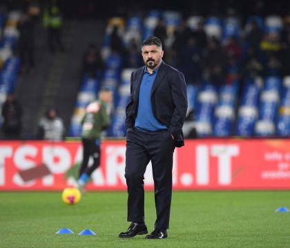 Libero: per Gattuso un mese da incubo sulla panchina del Napoli