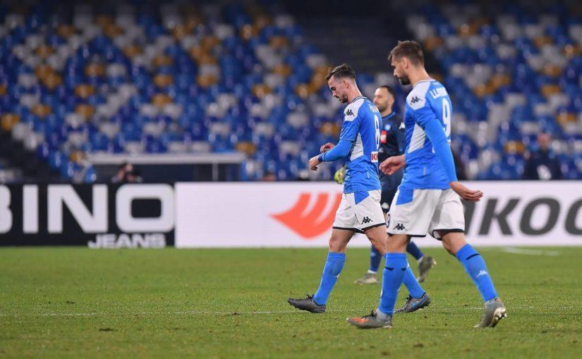 Napoli, interrotto il ritiro: la squadra si ritroverà domani