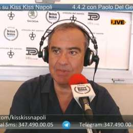 """AUDIO – Del Genio in radiocronaca: """"Il Napoli l'ha fatta troppo semplice, serve cambiare i giocatori!"""""""
