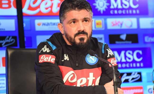 """Azzi: """"Vi spiego come hanno convinto Gattuso ad accettare il Napoli! Lui ci ha creduto in buonafede"""""""