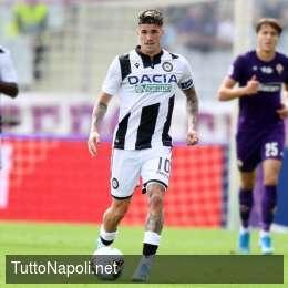 Il Milan fa fatica con l'Udinese: friulani avanti a sorpresa al 45′